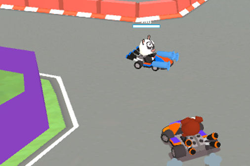Happy Wheels Racing Movie Cars